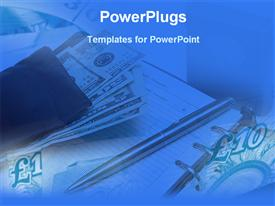 Budget planning template for powerpoint