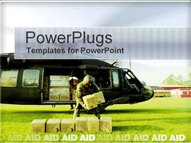 Aid powerpoint design layout