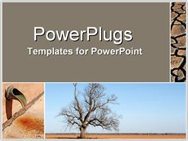 PowerPoint template displaying bus811