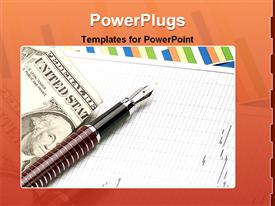 Business theme background powerpoint theme
