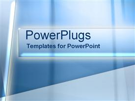 PowerPoint template displaying coolness