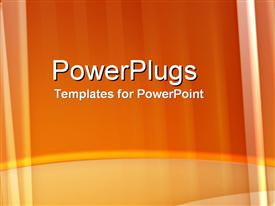 PowerPoint template displaying energy and Some