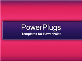 PowerPoint template displaying fluro Rules