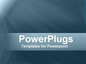 PowerPoint template displaying next Steps in the background.