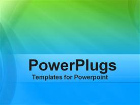 Sky High Success template for powerpoint