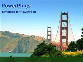 Bridge powerpoint theme