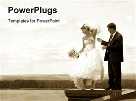 Funny wedding powerpoint theme