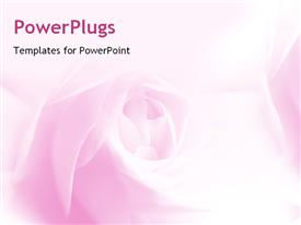 Flower_0315 powerpoint template