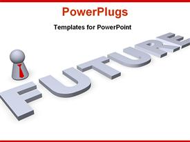 Future business powerpoint theme