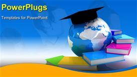 Global Education presentation background