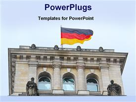 Government of Germany powerpoint template