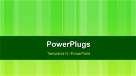 Green Abstract Background powerpoint design layout