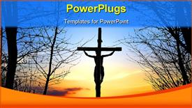Holy Cross template for powerpoint