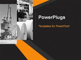 Industrial concept template for powerpoint