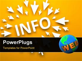 Information powerpoint theme