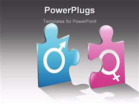 Drawing on gender relations powerpoint theme