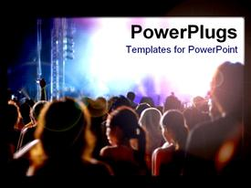 PowerPoint template displaying nightcrowd807 in the background.