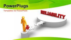 : Reliability presentation background