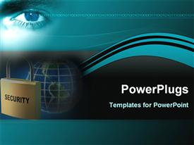 Global security template for powerpoint