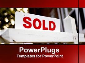 Sold414 presentation background