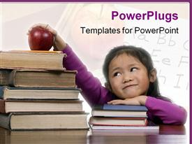 Power of the future is your education template for powerpoint