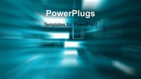 Hi tech background powerpoint template